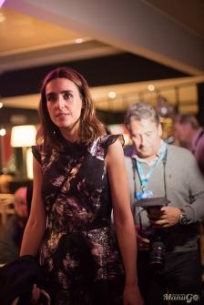 Victoria Olloqui @ Gala d'ouverture du WAHFF 2017 © ManuGo Photography