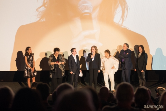 Le jury @ Gala d'ouverture du WAHFF 2017 © ManuGo Photography