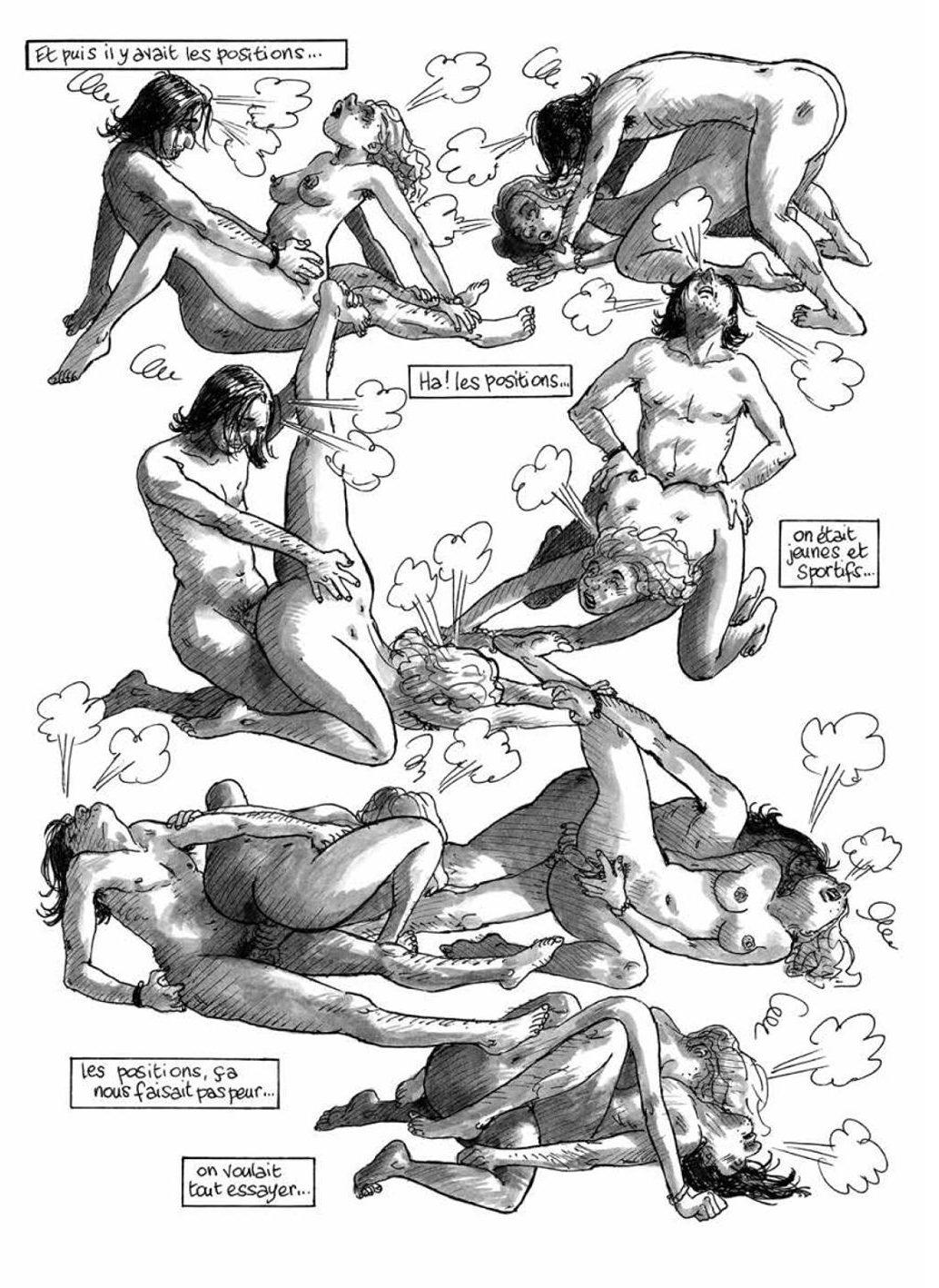 manga sexe sexe position