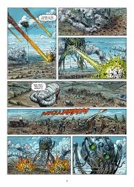 La grande guerre des mondes - tome 2 - Nolane - Vladetic - Desimir Miljic - Desko - Pierre Loyvet - P.3