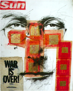 War is Over © Olivier Mégaton