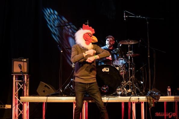 Voodoo Casino @ Rock For Life Festival - Cité Culture Laeken © ManuGo Photography