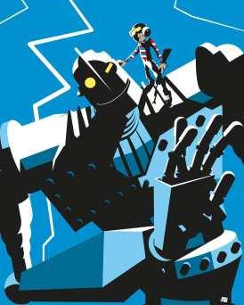 Le géant de fer © Laurent Zimny