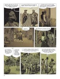 Cinq branches de coton noir - Yves Sente - Steve Cuzor - p.12