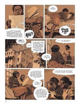 Cinq branches de coton noir - Yves Sente - Steve Cuzor - p.14