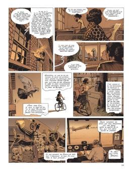 Cinq branches de coton noir - Yves Sente - Steve Cuzor - p.15