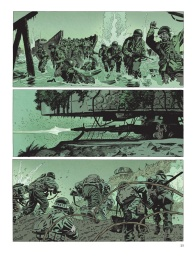 Cinq branches de coton noir - Yves Sente - Steve Cuzor - p.17