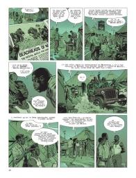 Cinq branches de coton noir - Yves Sente - Steve Cuzor - p.18