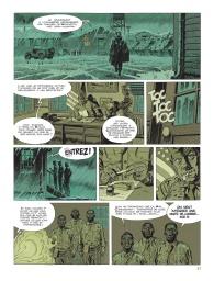 Cinq branches de coton noir - Yves Sente - Steve Cuzor - p.19