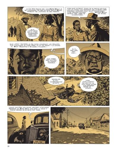 Cinq branches de coton noir - Yves Sente - Steve Cuzor - p.22