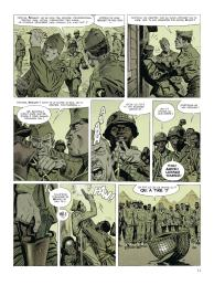 Cinq branches de coton noir - Yves Sente - Steve Cuzor - p.5