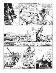 Cinq branches de coton noir - Yves Sente - Steve Cuzor - version noir et blanc - p.2