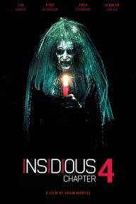 Insidious 4 - la dernière clé affiche 3
