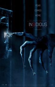 Insidious 4 - la dernière clé affiche