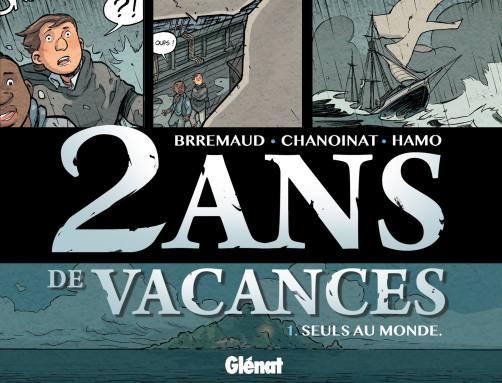 © Brrémaud/Chanoinat/Hamo chez Glénat