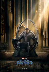 5Black Panther - Ryan Coogler - affiche 13