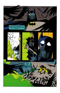 © Templeton/Burchett/Medley chez DC Comics