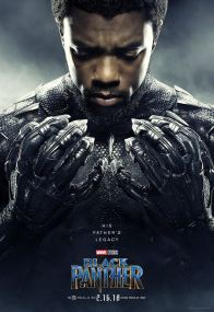 Black Panther - Ryan Coogler - affiche 10