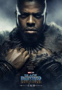 Black Panther - Ryan Coogler - affiche 4