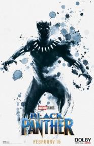 Black Panther - Ryan Coogler - affiche encre