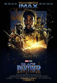 Black Panther - Ryan Coogler - affichet