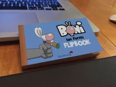 Le flipbook © Ian Fortin