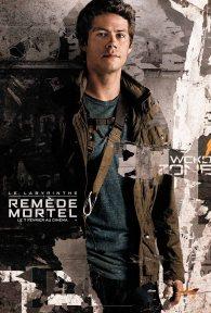 le labyrinthe 3 - remede mortel - Wes Ball - Dylan O'Brien - affiche