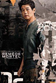 le labyrinthe 3 - remede mortel - Wes Ball - KI HONG LEE - affiche