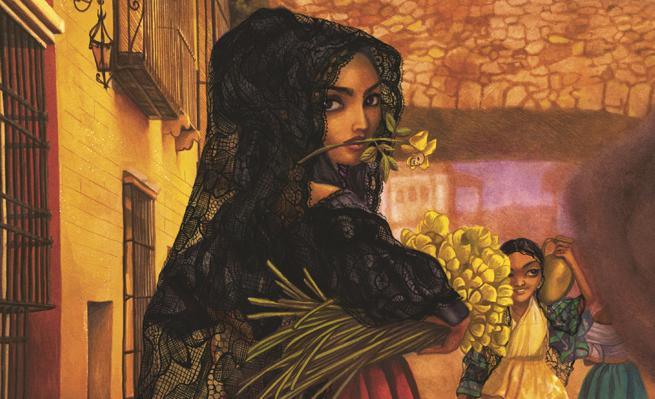 Carmen - Benjamin Lacombe
