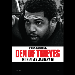 Criminal Squad - Den of Thieves - affiche - O'shea Jackson JR.