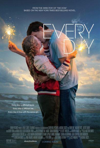 3very Day - film - romance fantastique - histoire amour - Michael Sucsy - affiche 2