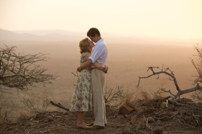 Breathe - biopic - Robin Cavendish - polio - paralysie - Andy Serkis - Andrew Garfield - Claire Foy - baiser savane