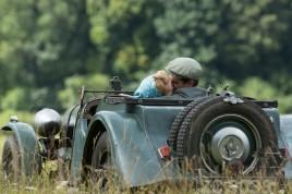 Breathe - biopic - Robin Cavendish - polio - paralysie - Andy Serkis - Andrew Garfield - Claire Foy - baiser voiture