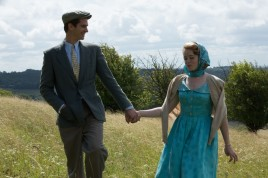Breathe - biopic - Robin Cavendish - polio - paralysie - Andy Serkis- andrew garfield - claire foy - balade amoureux