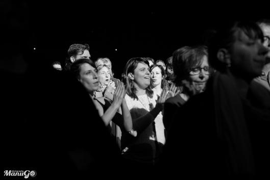 Dominique A @ Ancienne Belgique 13/04/2018 © ManuGo Photography