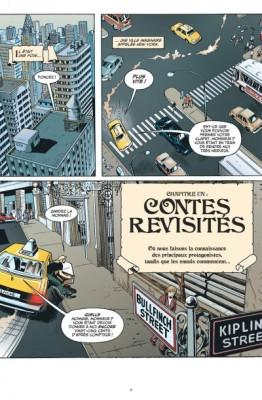 © Willingham/Medina/Van Valkenburgh chez Urban Comics