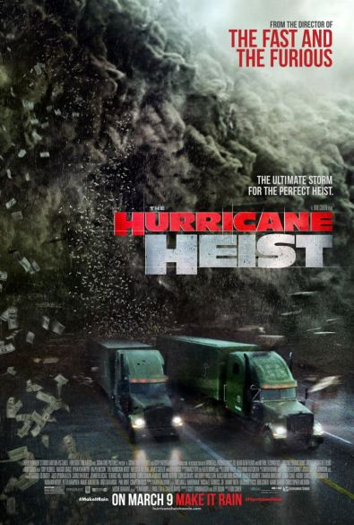 Hurricane - category 5 - film - braquage - catastrophe - Rob Cohen - affiche