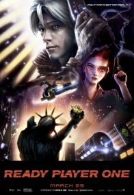 Ready Player One - Steven SPielberg - science-fiction - action - virtuel - affiche - blade runner