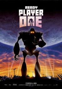 Ready Player One - Steven SPielberg - science-fiction - action - virtuel - affiche - géant de fer 2
