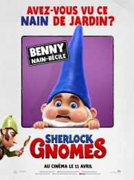 Sherlock Gnomes - affiche 10