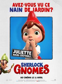 Sherlock Gnomes - affiche 11