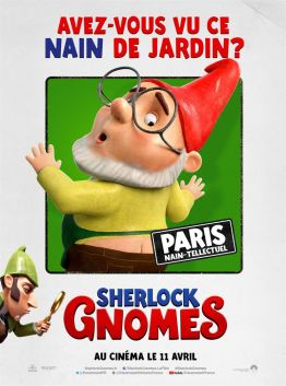 Sherlock Gnomes - affiche 12