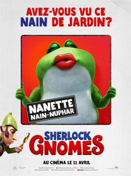 Sherlock Gnomes - affiche 13