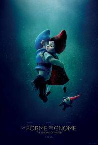 Sherlock Gnomes - affiche 6 - la forme de l'eau