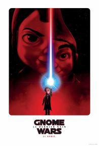 Sherlock Gnomes - affiche 6 - Star Wars