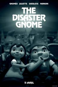 Sherlock Gnomes - affiche 6 - the disaster movie