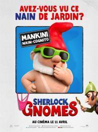 Sherlock Gnomes - affiche 7