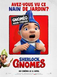 Sherlock Gnomes - affiche 8