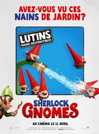 Sherlock Gnomes - affiche 9