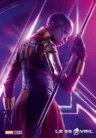AVENGERS INFINITY WAR - Joe - Anthony RUsso - Marvel Universe - affiche Danai Gurira